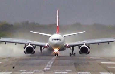 هبوط اضطراري لطائرة ألمانية في مطار بن غوريون