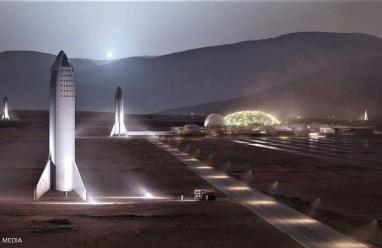 """قاعدة في المريخ ترحب بـ""""الفقراء"""""""