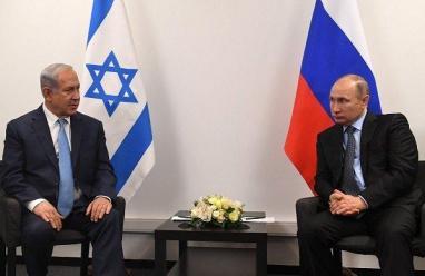 بوتين يبلغ نتنياهو كذب الرواية الإسرائيلية حول سقوط الطائرة