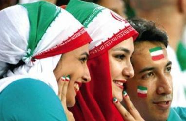 ما زال دخول الملاعب محظوراً على الإيرانيات
