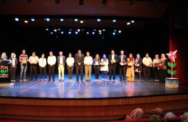 بلدية رام الله تحتفل بختام مشاريع التوعية البيئية للعام 2017-2018