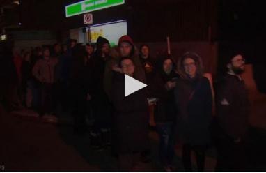 """بالفيديو: طوابير """"حشيش"""" تجتاح كندا بعد قرار الحكومة"""