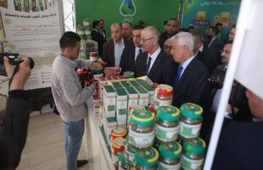 """اختتام معرض الغذاء الأضخم في فلسطين """"غذاؤنا 2018"""""""