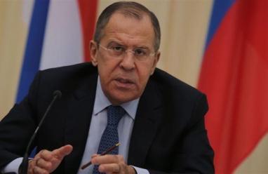 لافروف: شمال سوريا يجب أن ينتقل إلى سيطرة النظام