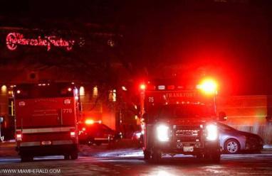 مقتل شخص داخل مركز تجاري في شيكاغو والشرطة تطارد المهاجم