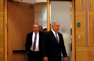 "نتنياهو ينوي تشكيل حكومة دون حزب ""يسرائيل بيتينو"""