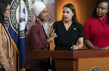 النواب الأميركي يصادق على قرار يدين تصريحات ترامب العنصرية