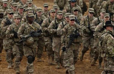 تقرير: واشنطن تستعد لإرسال 5 الاف جندي إلى السعودية