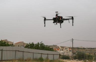 دمشق تعلن الاستيلاء على طائرة مسيّرة غريبة في جنوب البلاد