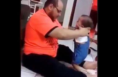 نانسي عجرم تعلق على فيديو الطفلة المعنفة