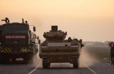 300 ألف نازح جراء العملية العسكرية التركية في شمال سوريا