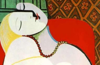 """بيكاسو 1932 - عام الإيروتيكا """"الشبق""""، معرض بيكاسو في باريس"""