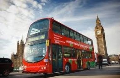 بقايا القهوة: وقود الحافلات في لندن!