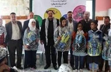 مدارس فلسطين تحيي اليوم العالمي لحقوق الإنسان بنصرة القدس