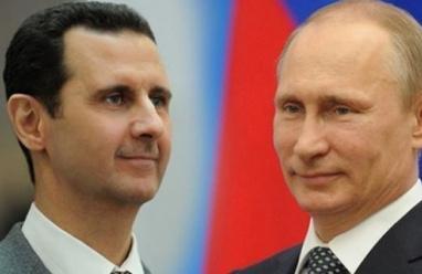 بوتين يصل سوريا ويأمر بسحب قواته