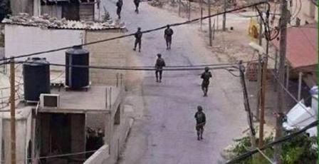 """الاحتلال يداهم منزل منفذ عملية """"حلميش"""""""