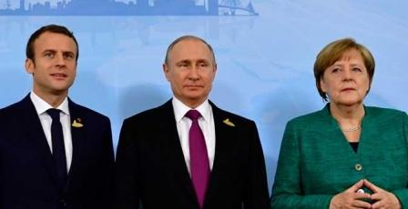 بوتين: الهدنة في سوريا لا تشمل العمليات ضد الإرهابيين
