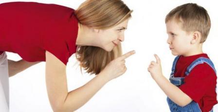 كيف تتعامل مع طفلك عندما يقع في الخطأ؟