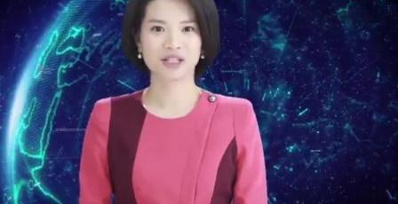 """فيديو.. الصين تكشف عن أول """"مذيعة آلية"""" في العالم"""