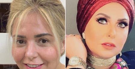 صابرين تخلع الحجاب وتوجه رسالة للمنتقدين