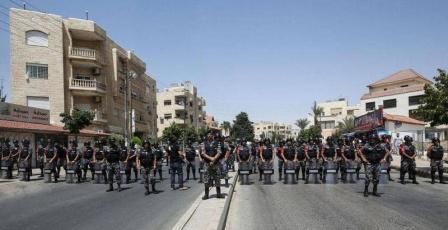 السجن لأردنيين خططا للهجوم على أهداف إسرائيلية في عمان
