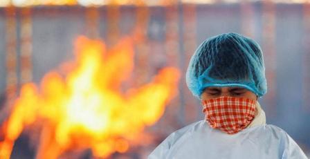 5 إصابات جديدة بكورونا المتحور بصفوف الجالية الفلسطينية في الهند