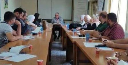 نقابيون يطالبون باقرار قانون للضمان الاجتماعي يلبي مصلحة الفئات العمالية