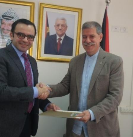وزارة الثقافة تدعم تنفيذ معهد إدوارد سعيد لعروض موسيقية في محافظة الخليل