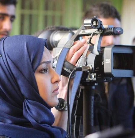 """فيلم """"يا ريتني مش فلسطينية"""" لفداء نصر.. عن الهوية كأزمة"""