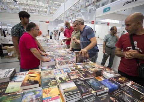 أضخم معرض للكتاب في دبي بثلاثة ملايين إصدار