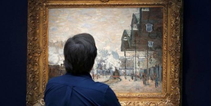 لوحة لبيكاسو وأخرى لمونيه.. للبيع في لندن