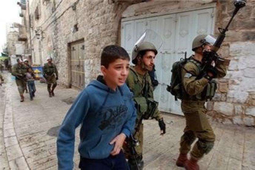 الاحتلال يعتقل أربعة أطفال من سلوان