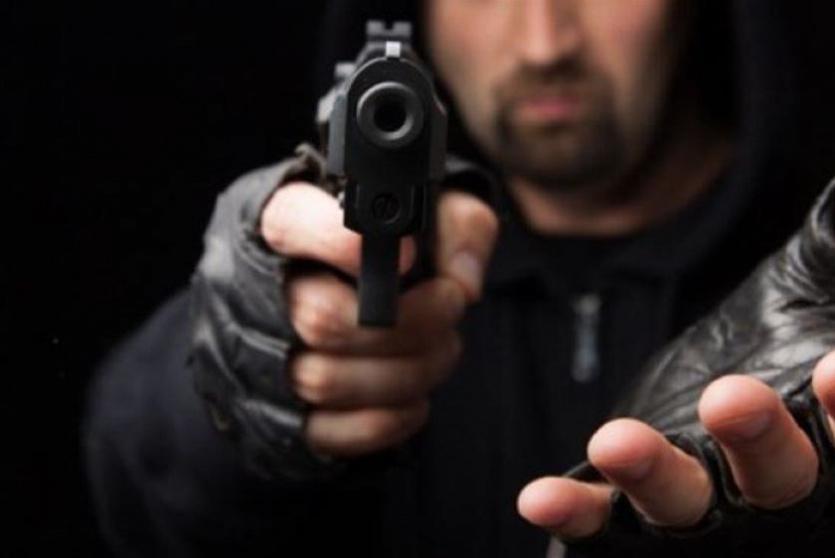 سطو مسلح - صورة تعبيرية