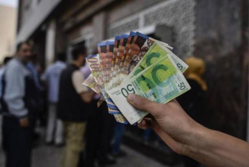 أموال من عملة الشيكل - صورة تعبيرية