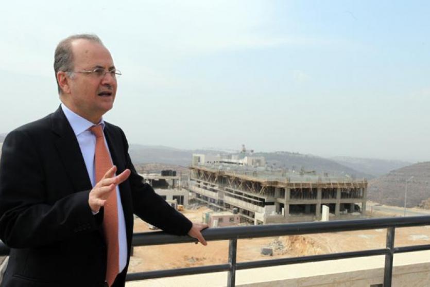رئيس صندوق الاستثمار الفلسطيني محمد مصطفى