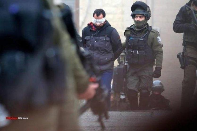 اعتقال طارق برغوث