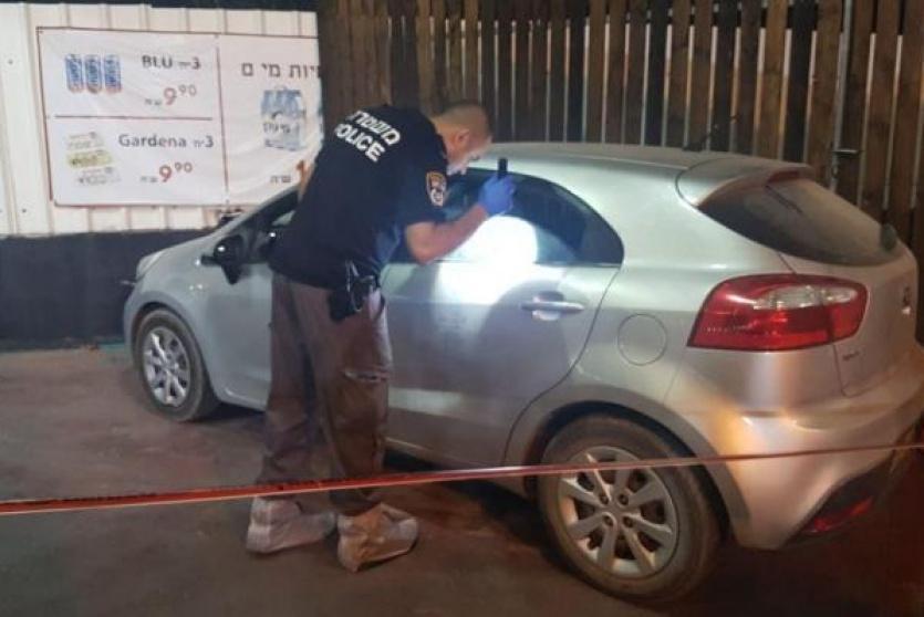 السيارة التي قتل بها سعيد حجيرات
