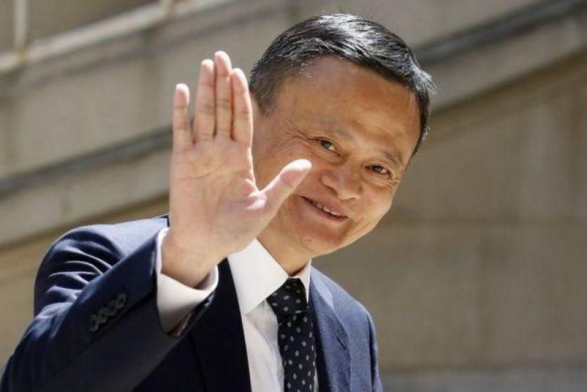 مؤسس شركة على بابا الصينية