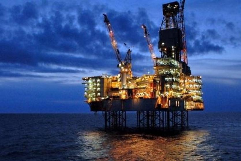 منصات النفط