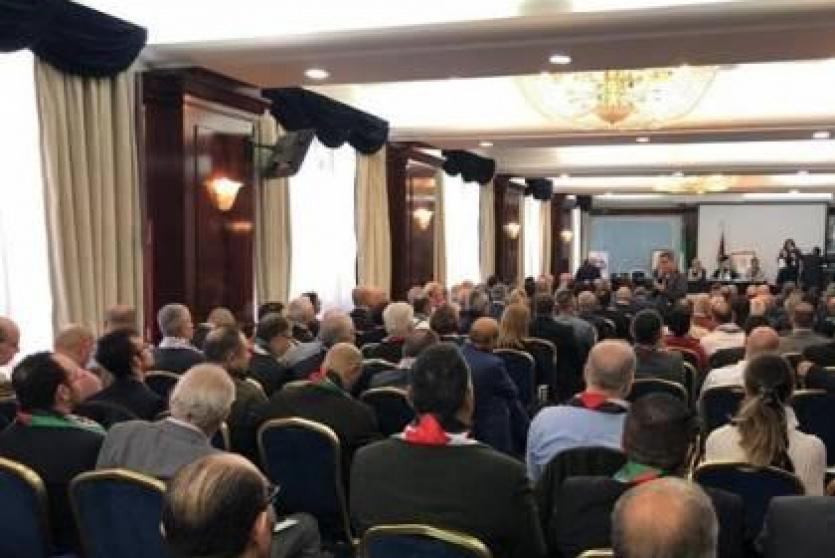 ارشيف-  مؤتمر الجاليات الفلسطينية