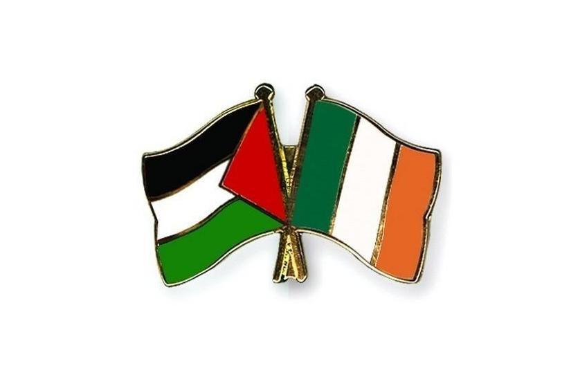 فلسطين وإيرلندا