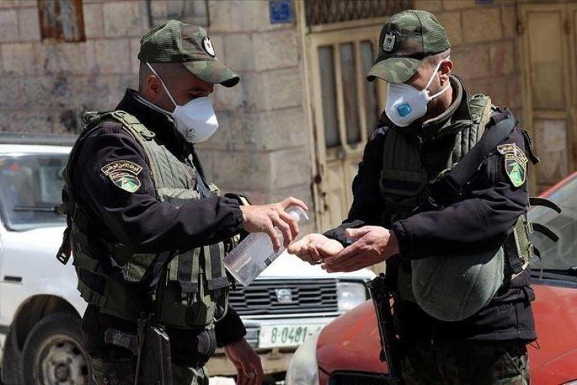 إجراءات قوى الأمن لمكافحة كورونا
