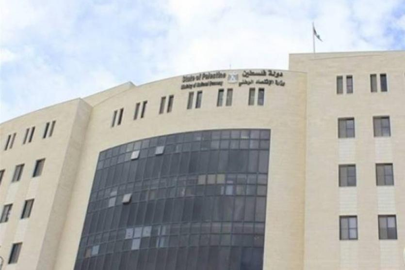 مقر وزارة الاقتصاد في رام الله