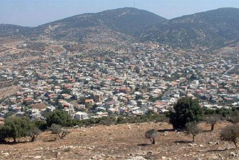 بلدة أبو سنان