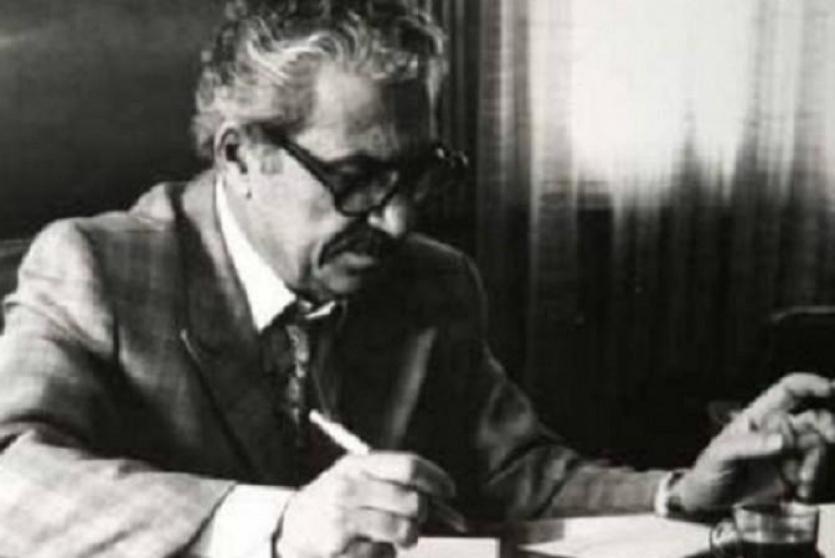 الشاعر توفيق زياد