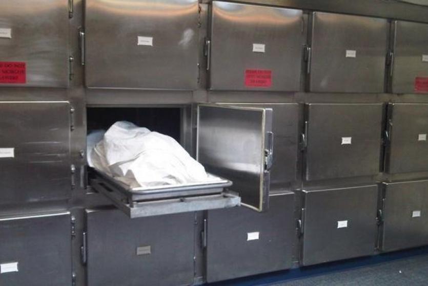 جثة شخص - ارشيف