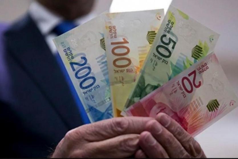 العملات مقابل الشيكل