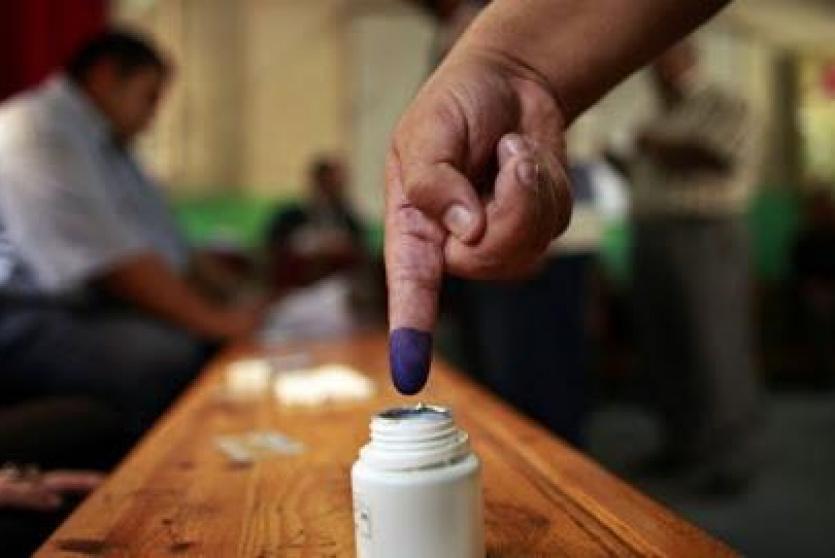 الانتخابات الفلسطينية - صورة تعبيرية