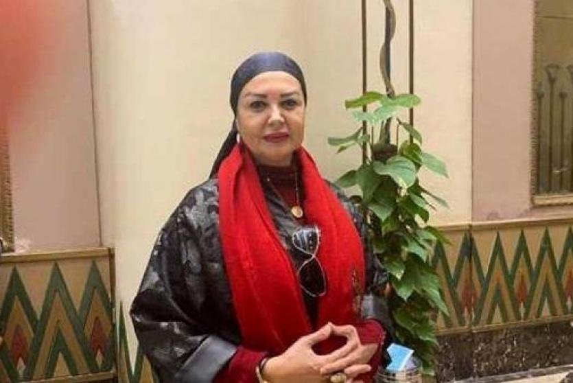 النائبة في البرلمان المصري أمل سلامة
