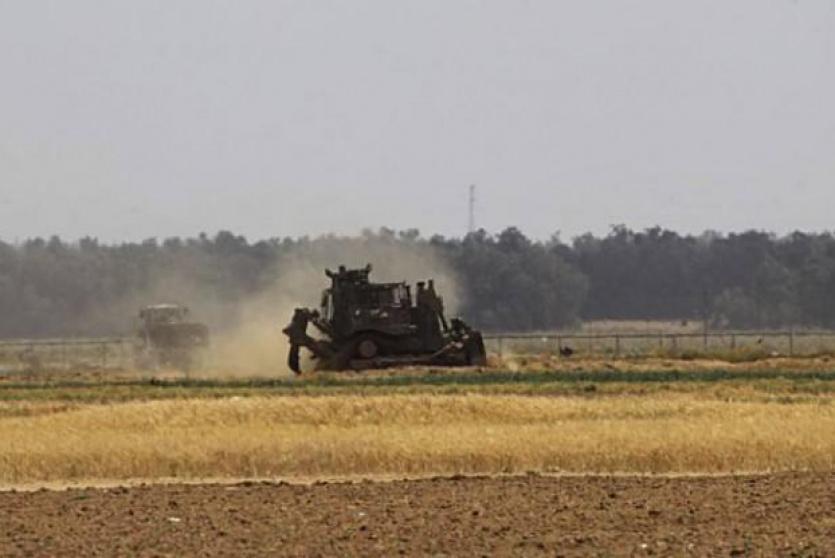توغل إسرائيلي في غزة -أرشيف-